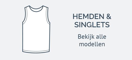 Hemden en Singlets