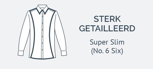 OLYMP Overhemden Super Slim