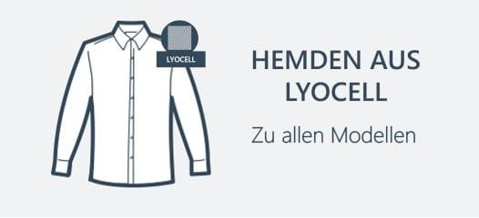 Nachhaltige Hemden aus Lyocellfaser