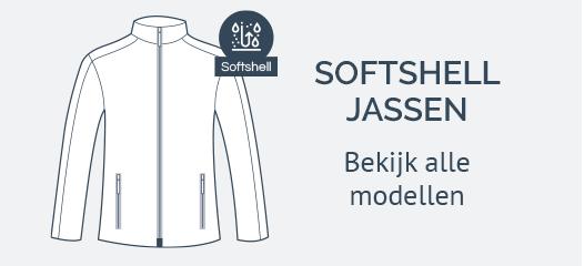 Softshell Jassen