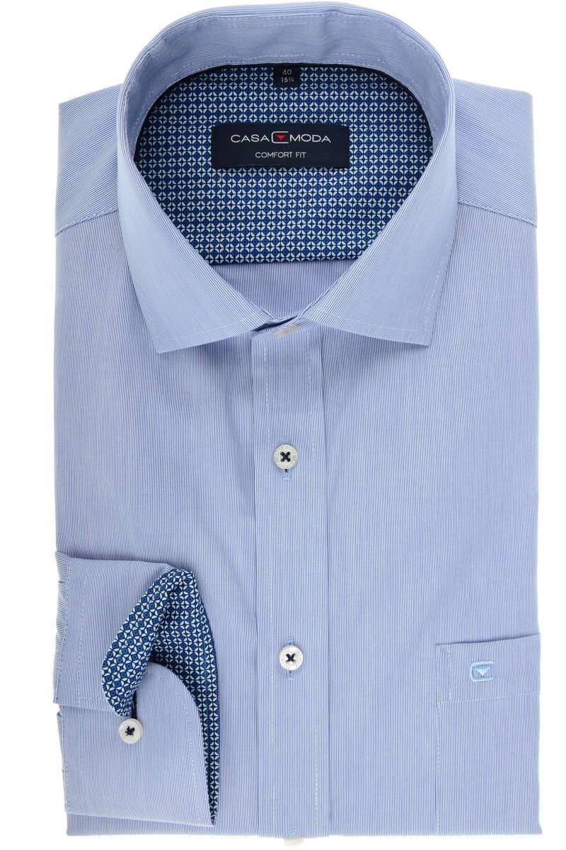 new concept c412c 1ce31 Casa Moda Comfort Fit Hemd blau/weiss, Gestreift
