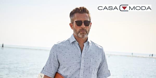 CASA MODA Kurzarm Hemden
