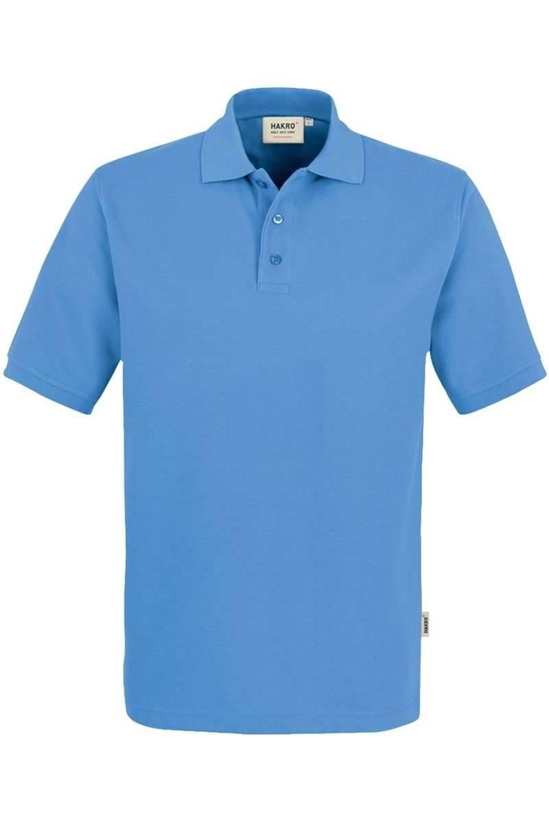 HAKRO Comfort Fit Poloshirt malibublau, Einfarbig