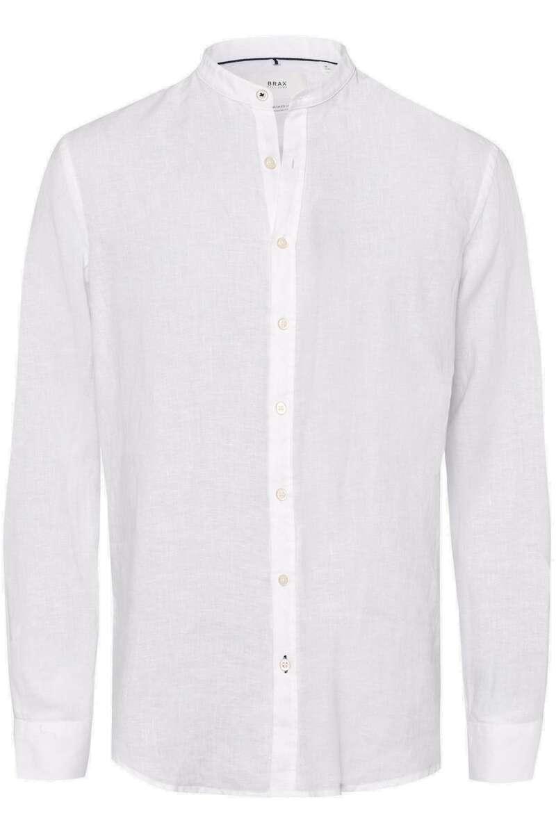Brax Modern fit Hemd weiss, Einfarbig XL