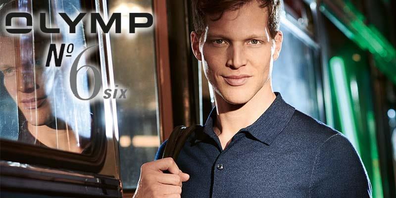 OLYMP No. Six super slim shirts