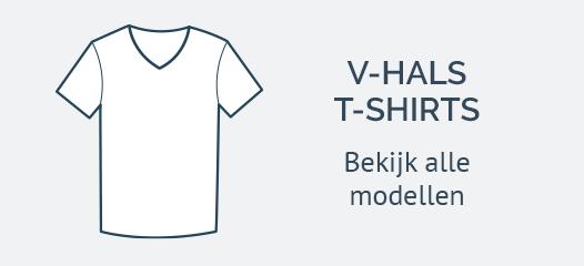 V-hals T-shirts