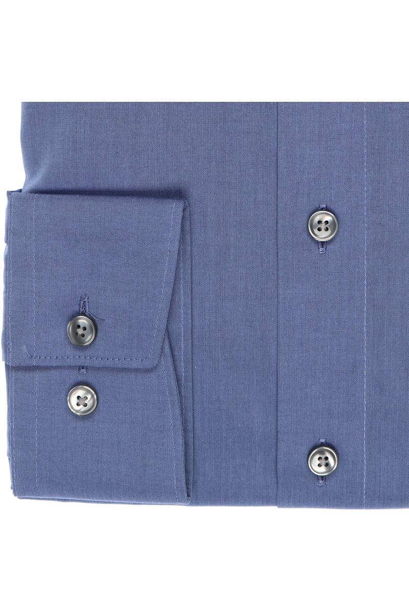 olymp slim line hemd in langarm 64cm saphierblau. Black Bedroom Furniture Sets. Home Design Ideas