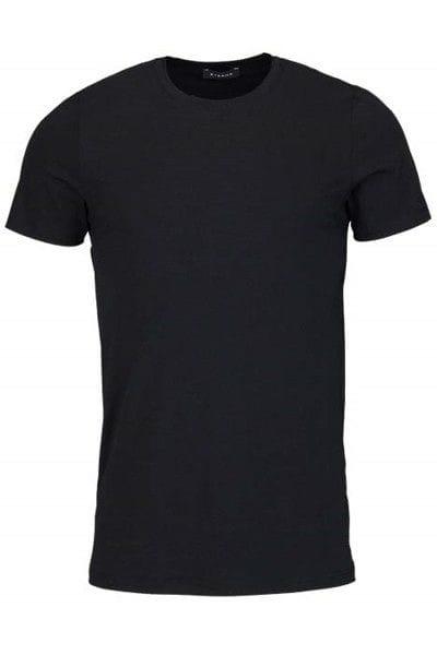 Eterna T-Shirt - - schwarz, Einfarbig