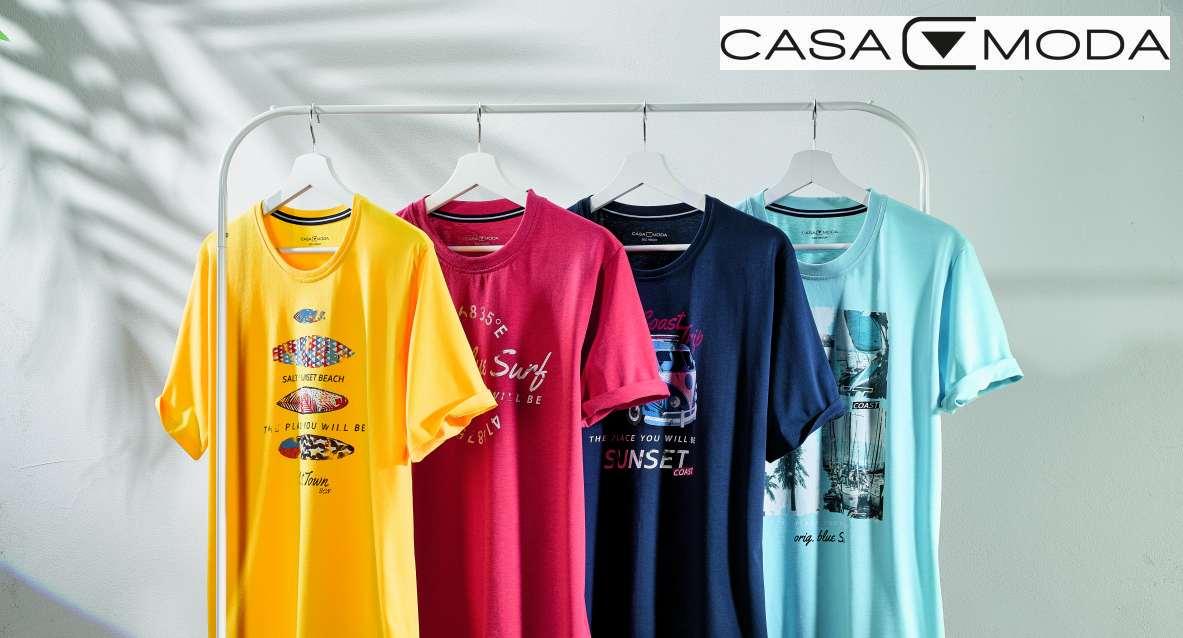 Casa Moda T-Shirts Mood