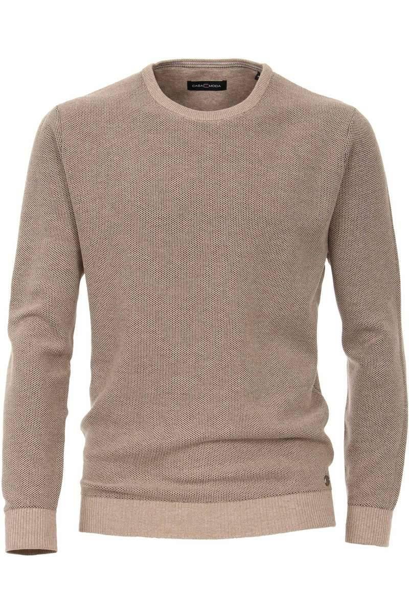 großes Sortiment vorbestellen 60% günstig Casa Moda pullover Roundneck brown
