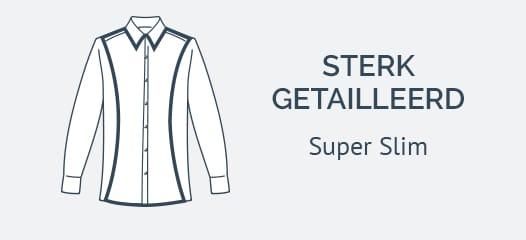 Profuomo Super Super Overhemden