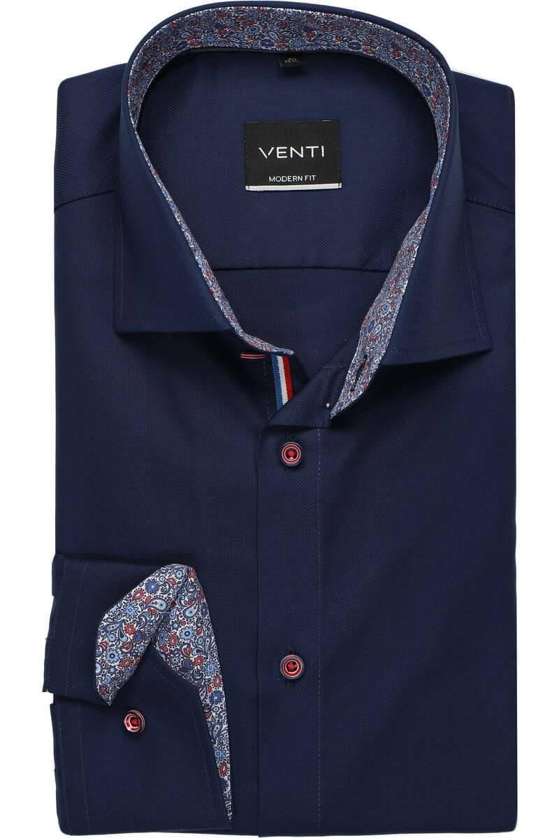 VENTI Businesshemd extra langer Arm 72cm uni Modern Fit UVP ab 44,99€