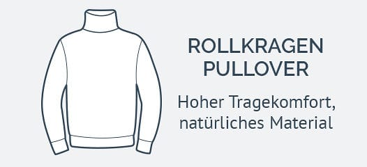 MAERZ Pullover mit Rollkragen