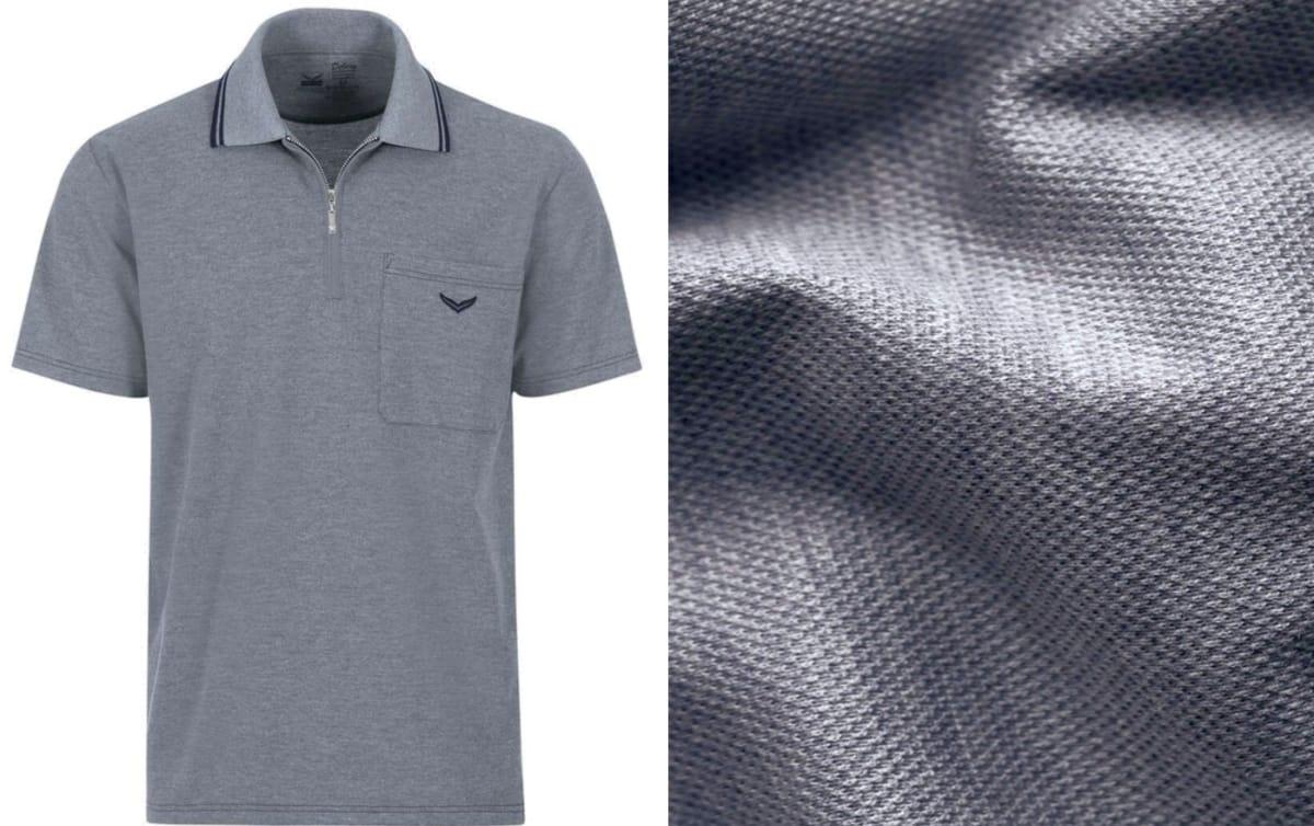 Poloshirts mit Reißverschluss Mood