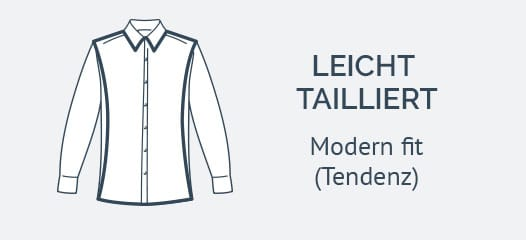 OLYMP Modern Fit Hemden Tendenz
