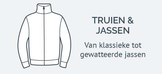 Truien en Jassen