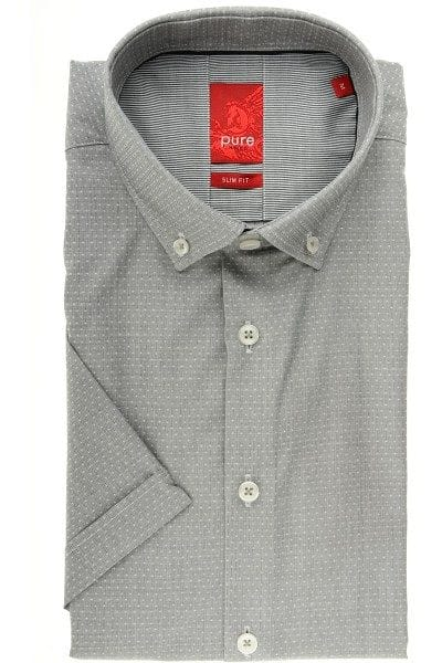 the latest 322bd 5a717 Pure Modern Fit shirt grey, One Colour