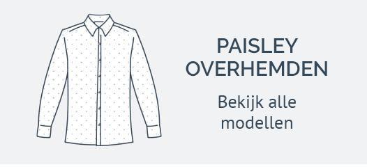Paisley Overhemden