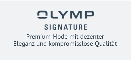 OLYMP Hemden Signature