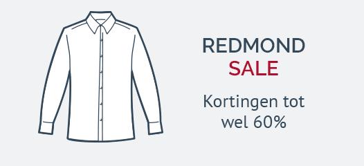 Redmond Uitverkoop