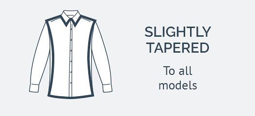 Tuxedo shirts Modern fit