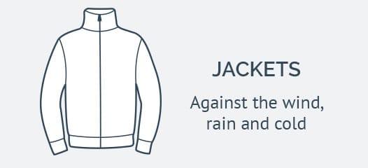 HAKRO jackets