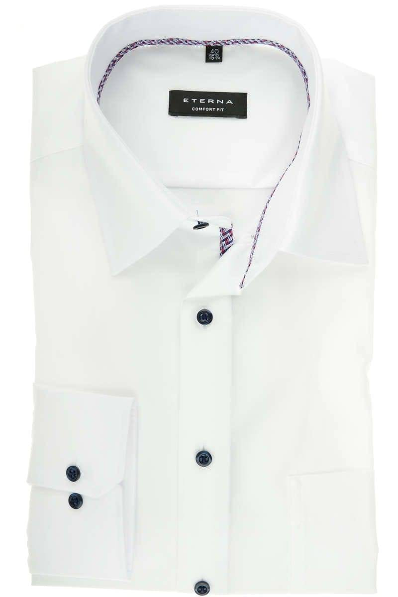 new concept b075a 66472 Eterna Comfort Fit shirt white, One Colour