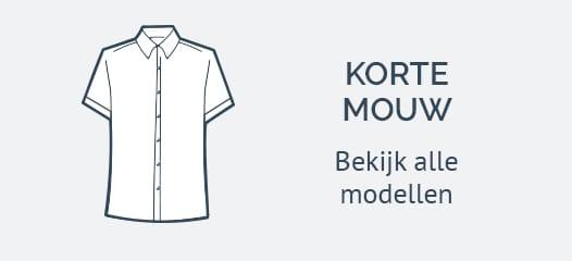 OLYMP Overhemden Korte Mouw