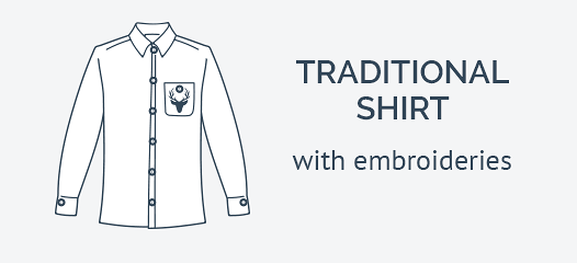 Marvelis Traditional Shirts