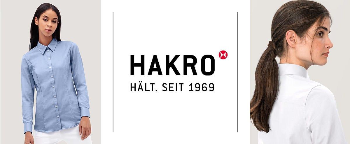 HAKRO blouses since 1969