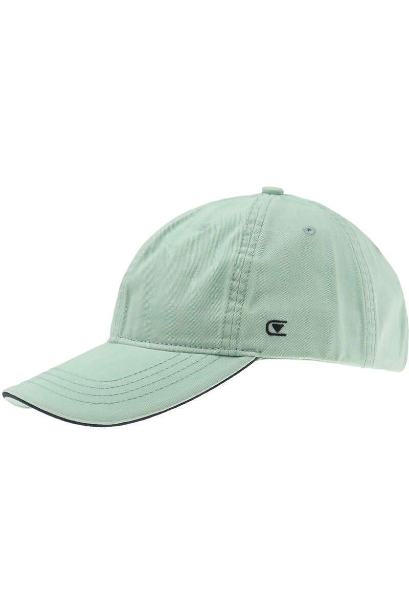 Casa Moda Baseballcap hellgrün, Einfarbig