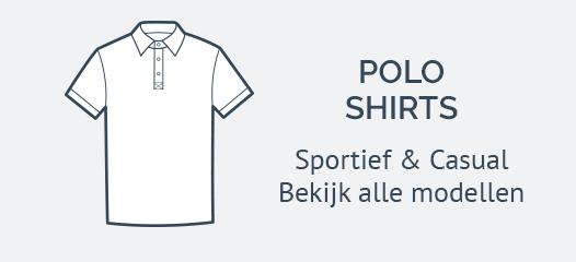 Casa Moda Poloshirts