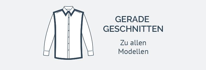 Custom Fit Hemden mit Button-Down Kragen