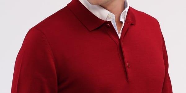 Polo Pullover Mood