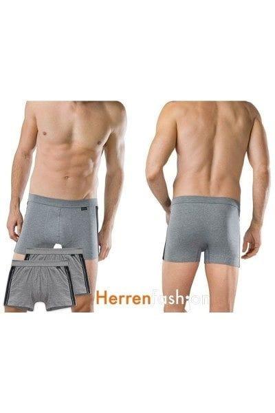 Schiesser Unterwäsche - Unterhose Cotton 95/5 stretch - grau