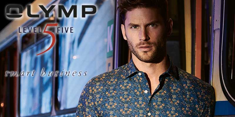 OLYMP Smart Business Level 5 Body Fit Hemden