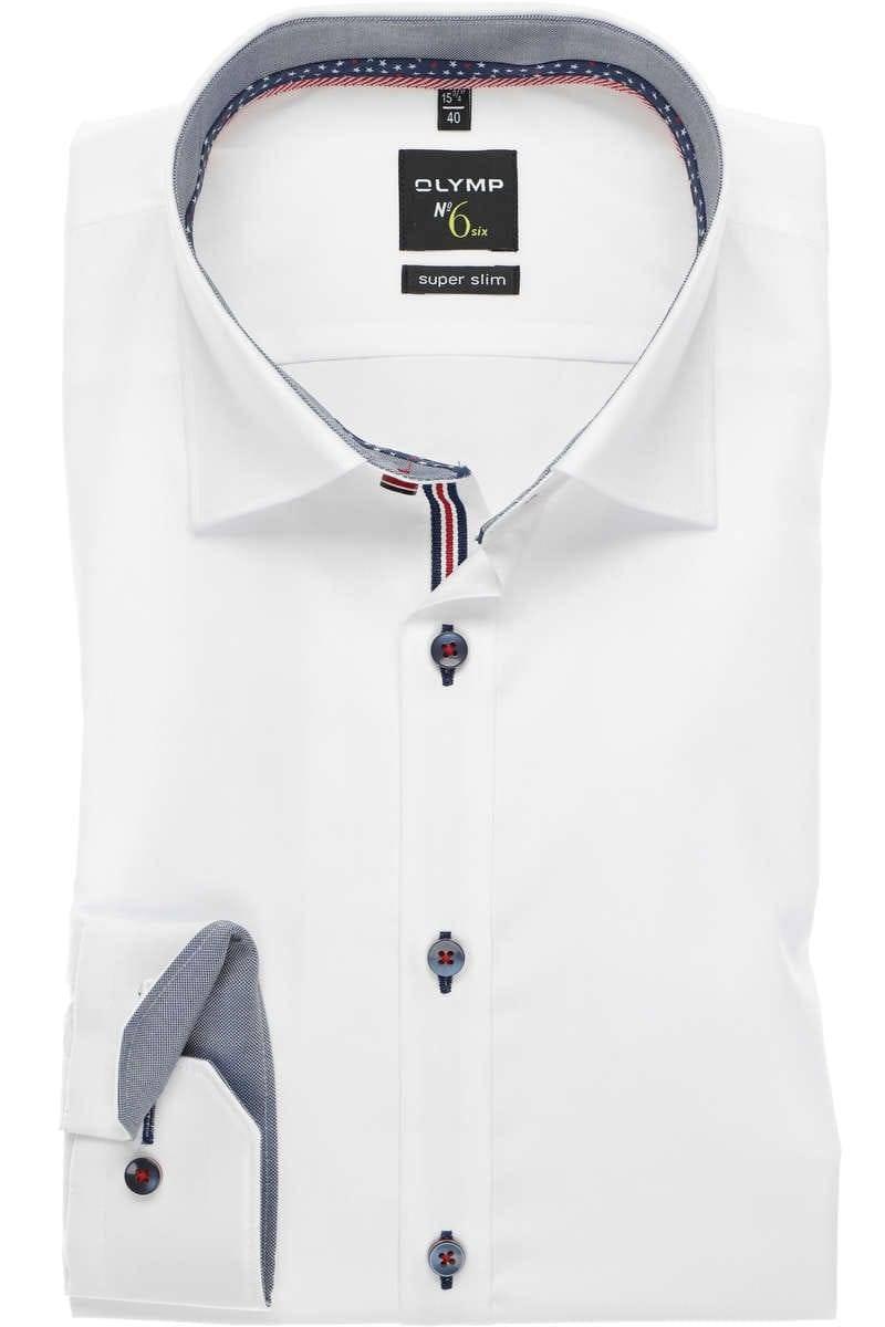 4 Langarm Hemden Eterna und Olymp Größe 40, 15 34