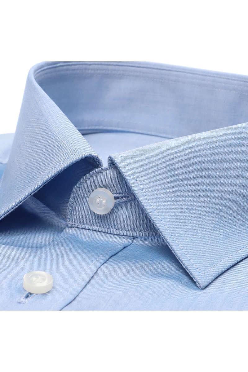 olymp level 5 five hemd in extra langer arm 69cm bleu. Black Bedroom Furniture Sets. Home Design Ideas