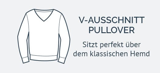 MAERZ Pullover V-Ausschnitt