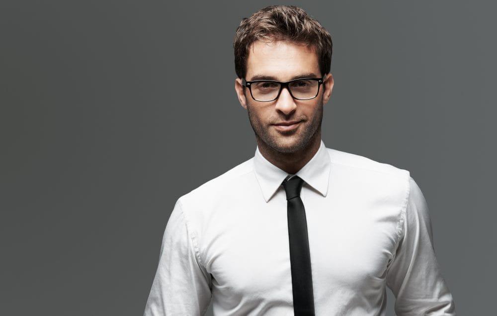 Die richtige Krawattenbreite