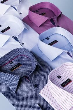 Eterna Hemden Vielfalt