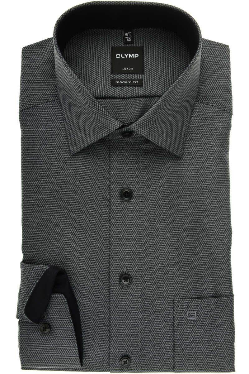 olymp modern fit hemden mit extra langem arm. Black Bedroom Furniture Sets. Home Design Ideas