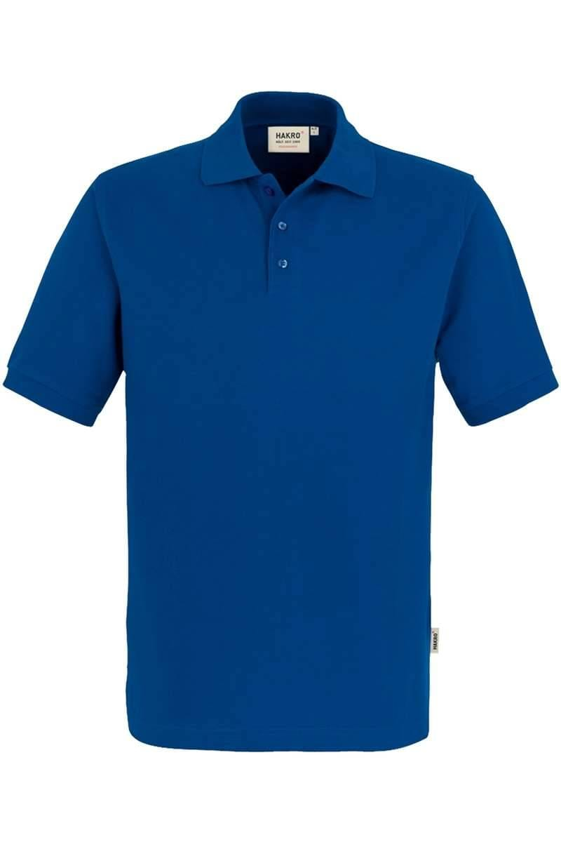 HAKRO Comfort Fit Poloshirt dunkelblau, Einfarbig