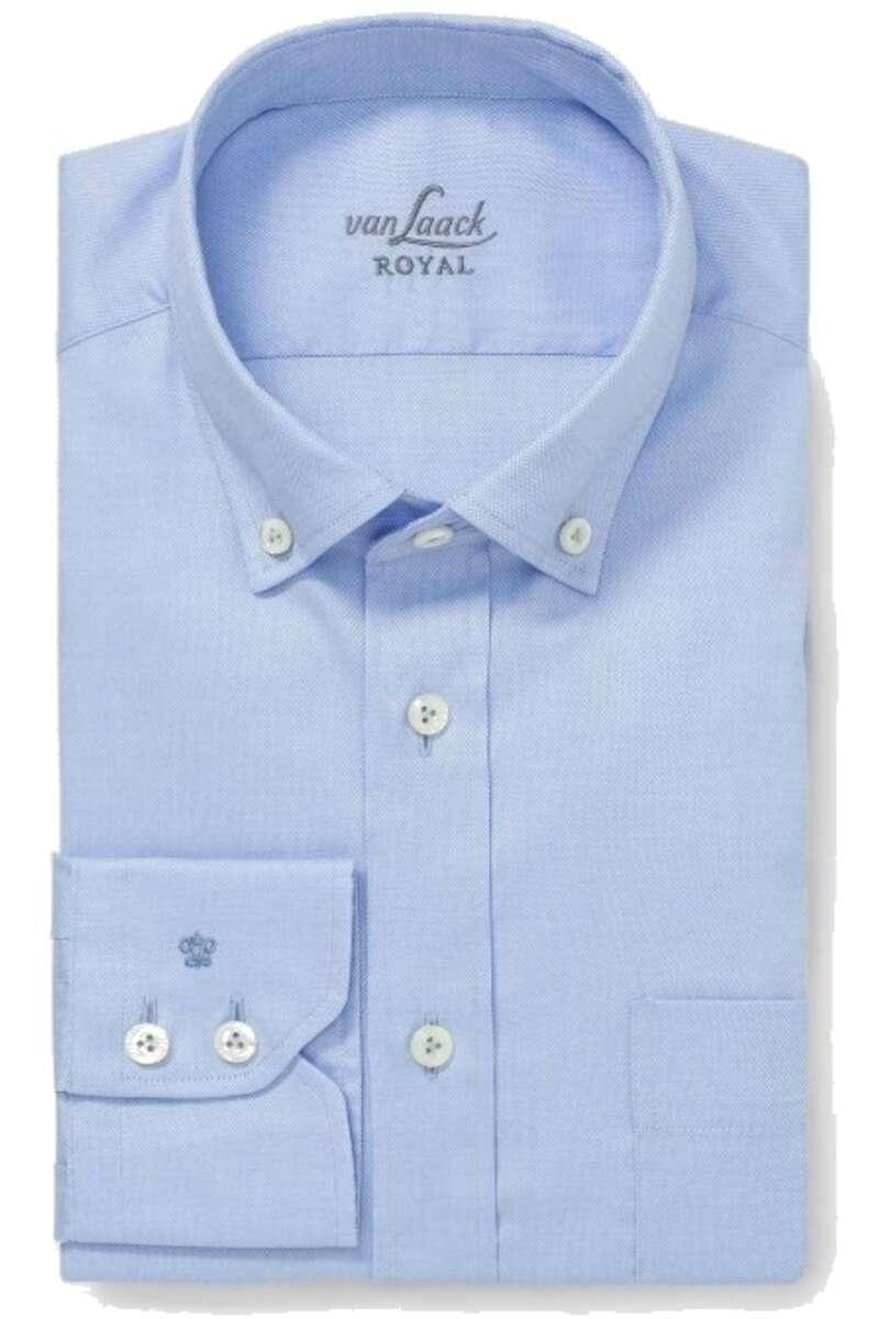 van Laack Tailor Fit Hemd hellblau, Einfarbig 40 - M