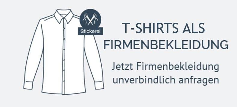 Marken T-Shirts Firmenausstattung