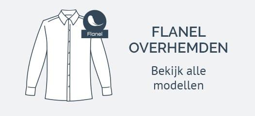Flanel Overhemden