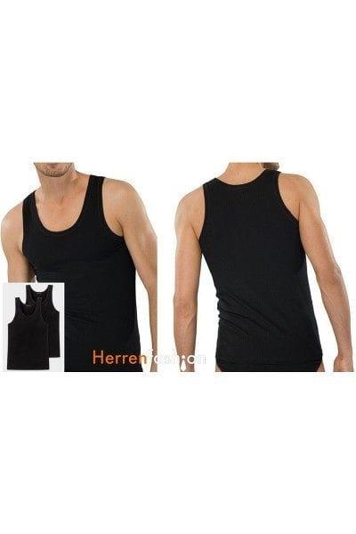 Schiesser T-Shirt - T-Shirt Original Classics - schwarz