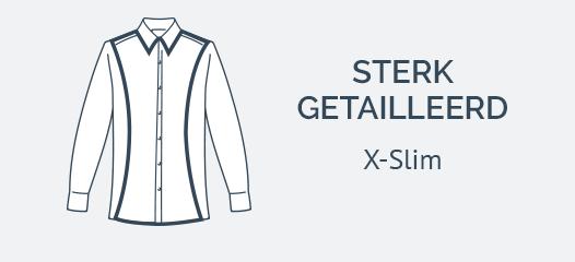Seidensticker X-Slim