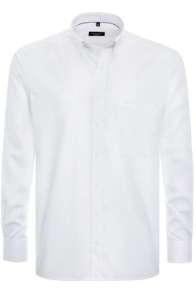 Eterna Hemd - Comfort Fit - weiss, Einfarbig