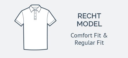 Recht Model Poloshirts